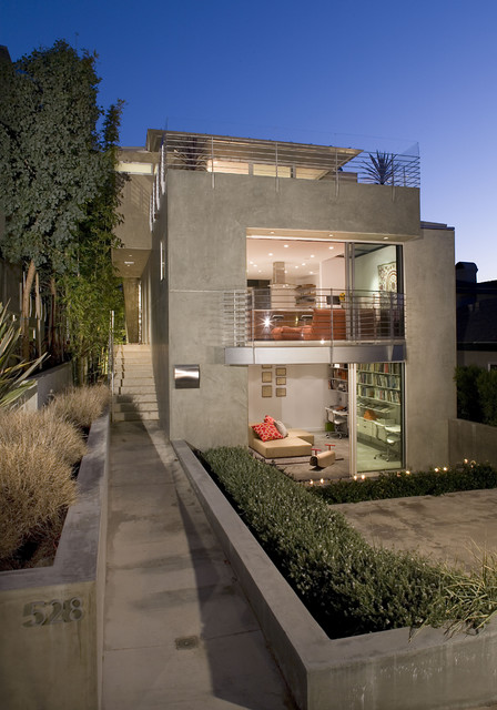 18 Amazing Contemporary Home Exterior Design Ideas: 18 Awe-Inspiring Modern Home Exterior Designs That Look Casual