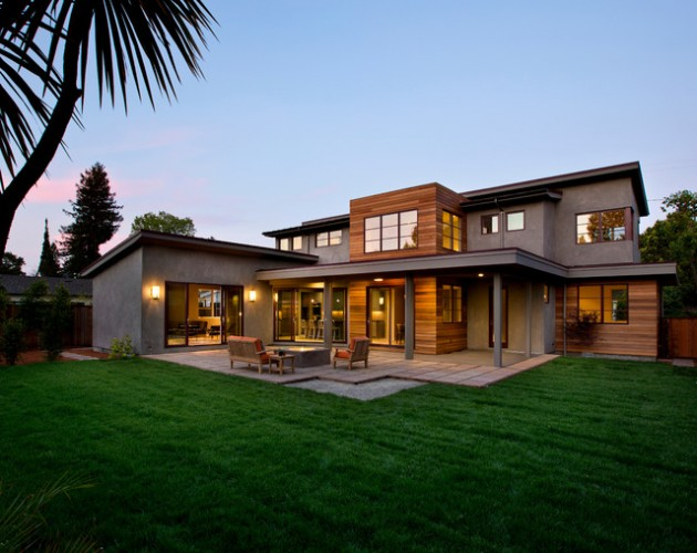 18 Awe-Inspiring Modern Home Exterior Designs That Look Casual