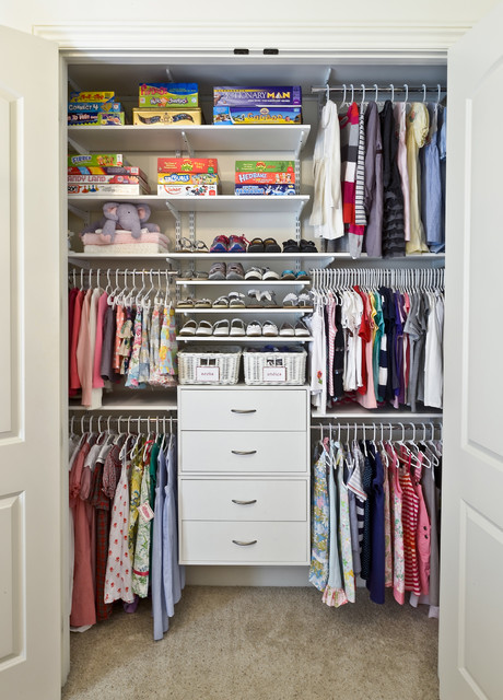 18 Cly Closet Storage Solutions For Your Clothes