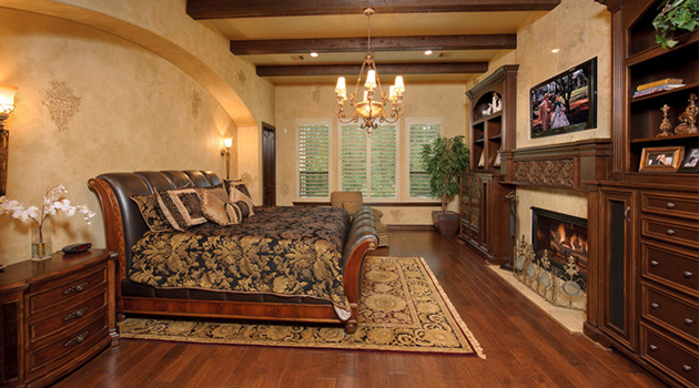 . 20 Magnificent Mediterranean Bedroom Designs