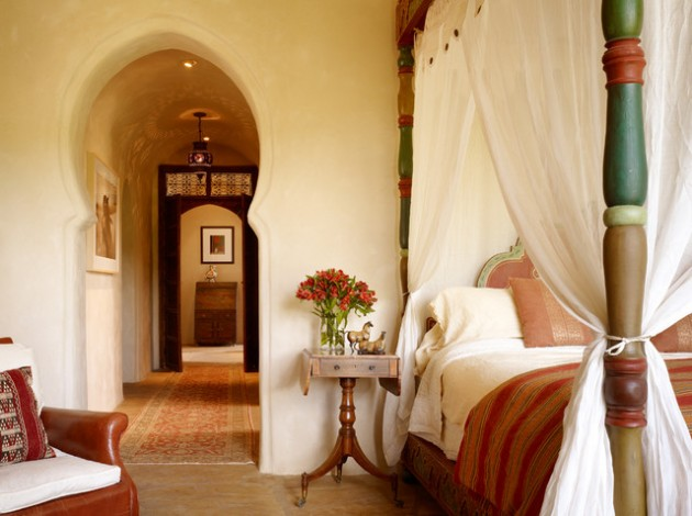 20 Magnificent Mediterranean Bedroom Designs