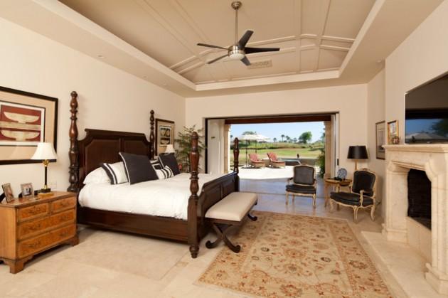 20 Magnificent Mediterranean Bedroom Designs