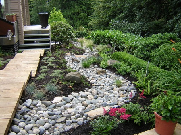 Creative Ideas How To Make Perfect Landscape Before The Autumn