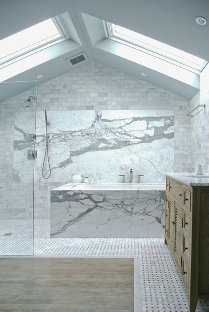 Marble In Your Bathroom  Elegant and Glamorous Solution