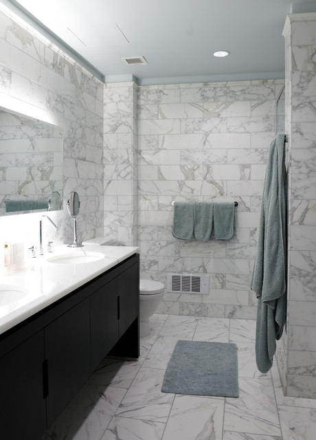 Marble In Your Bathroom- Elegant and Glamorous Solution