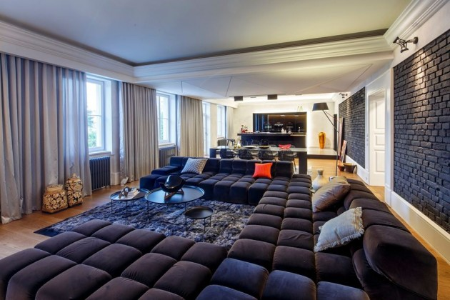 Top 5 of The Most Fascinating Apartments for This Season