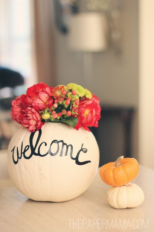 Easy cheap diy fall decor ideas you need to try best Fall home decorating ideas diy
