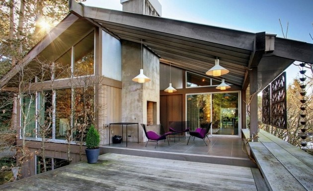 Modern Condo Architecture in Montreal