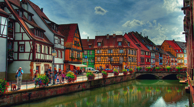 The 10 Fairy Tale European Towns You Must Visit