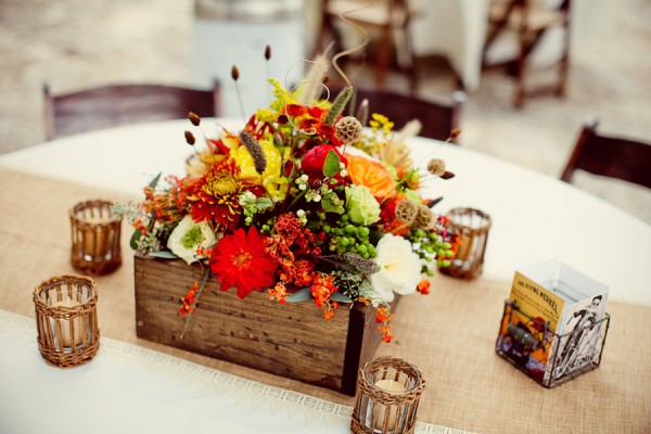 Top 10 The Most Adorable DIY Fall Centerpiece Design Ideas