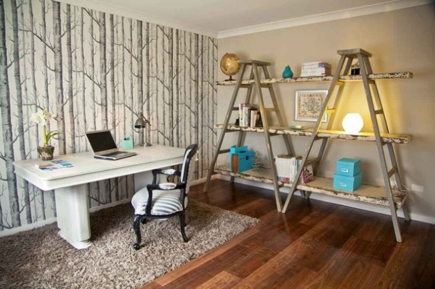 Amazingly Cool Home Office Designs for Working with Pleasure