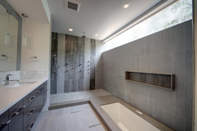 Small Shower Remodel Glass Doors