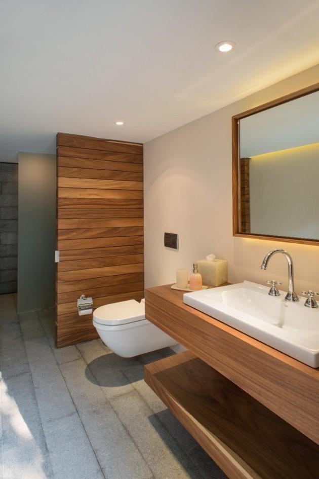 Modern Bathroom By Homify Modern: 15 Amazing Modern Bathroom Designs For A Modern Home
