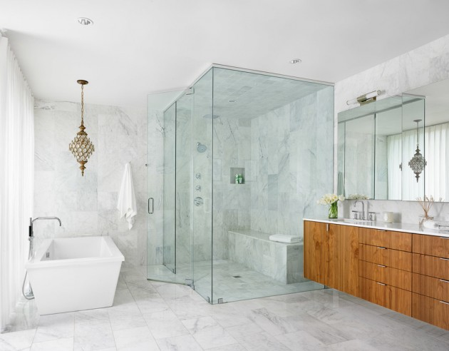 15 Amazing Modern Bathroom Designs For A Modern Home 9