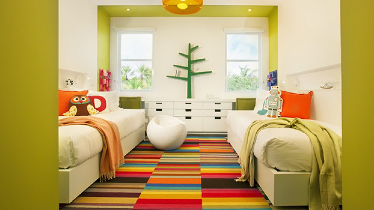 15 Creative Modern Kids\' Room Designs For Your Modern Home