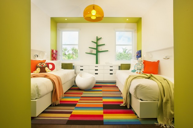 15 Creative Modern Kids Room Designs For Your Modern Home