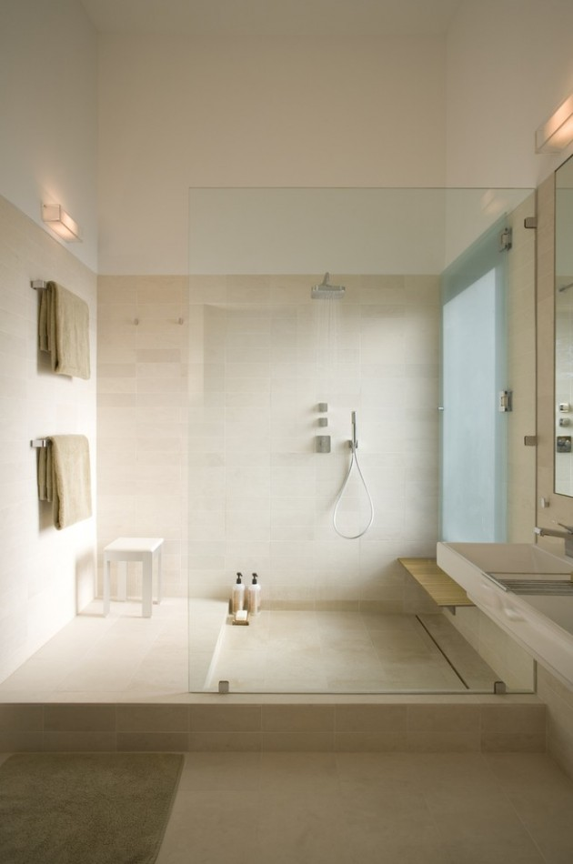 15 Exquisite Modern Shower Designs For Your Modern Bathroom