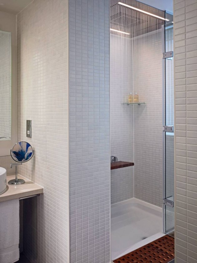 15 exquisite modern shower designs for your modern bathroom for New home bathrooms