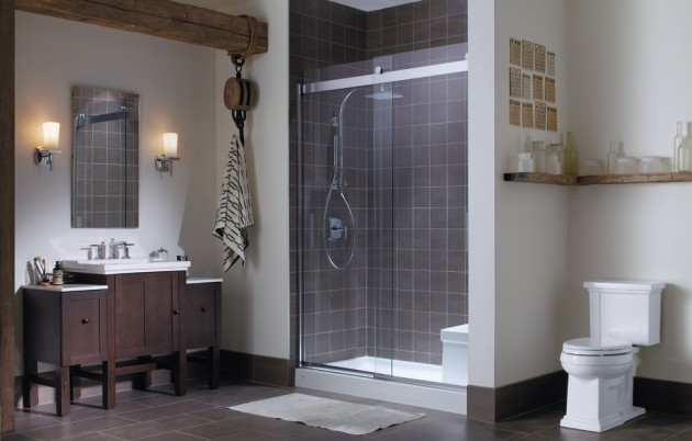 Best  Extraordinary Transitional Bathroom Designs For Any Home