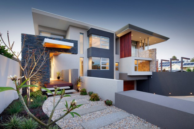 15 Eye Catching Contemporary Residence Designs