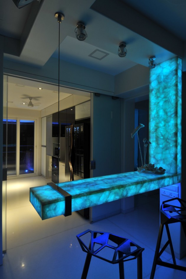 15 high end modern home bar designs for your new home Residential bar design ideas