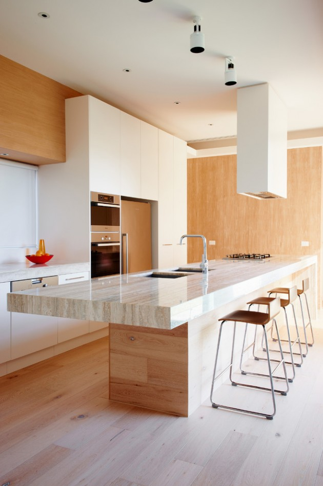 Sleek And Elegant Modern Kitchen Designs
