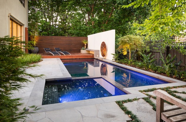 Superb 15 Tempting Contemporary Swimming Pool Designs