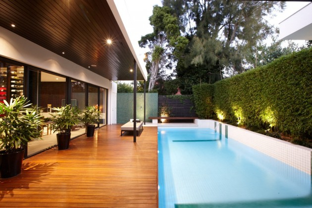 Beau 15 Tempting Contemporary Swimming Pool Designs
