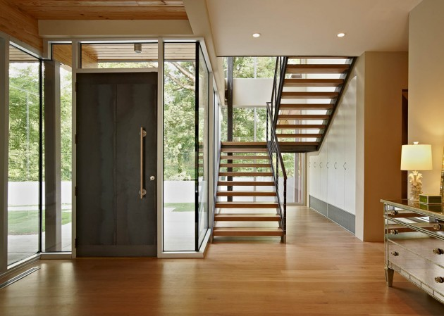 15 Inspiring Design Ideas: 15 Welcoming Modern Entry Hall Designs For Your Inspiration
