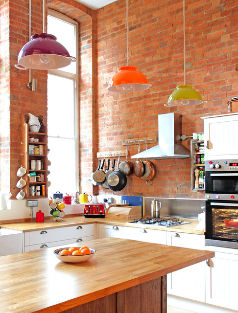 15 Sleek Eclectic Kitchen Designs Ideas for Your New Home