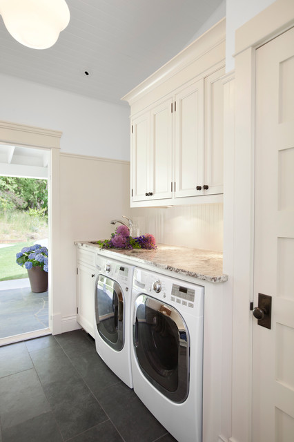 Elegant Traditional Laundry Design Ideas
