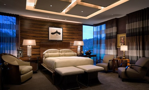 20 Sleek Contemporary Bedroom Designs For Your New Home