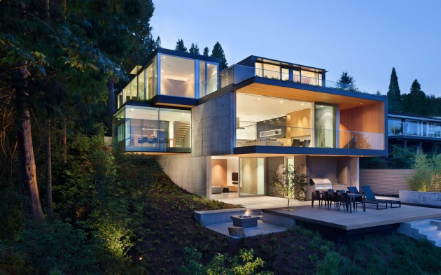 20 Unbelievable Modern Home Exterior Designs Part 91