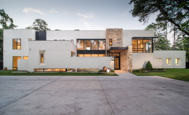 Immagini Case Moderne Esterni Of 20 Unbelievable Modern Home Exterior Designs