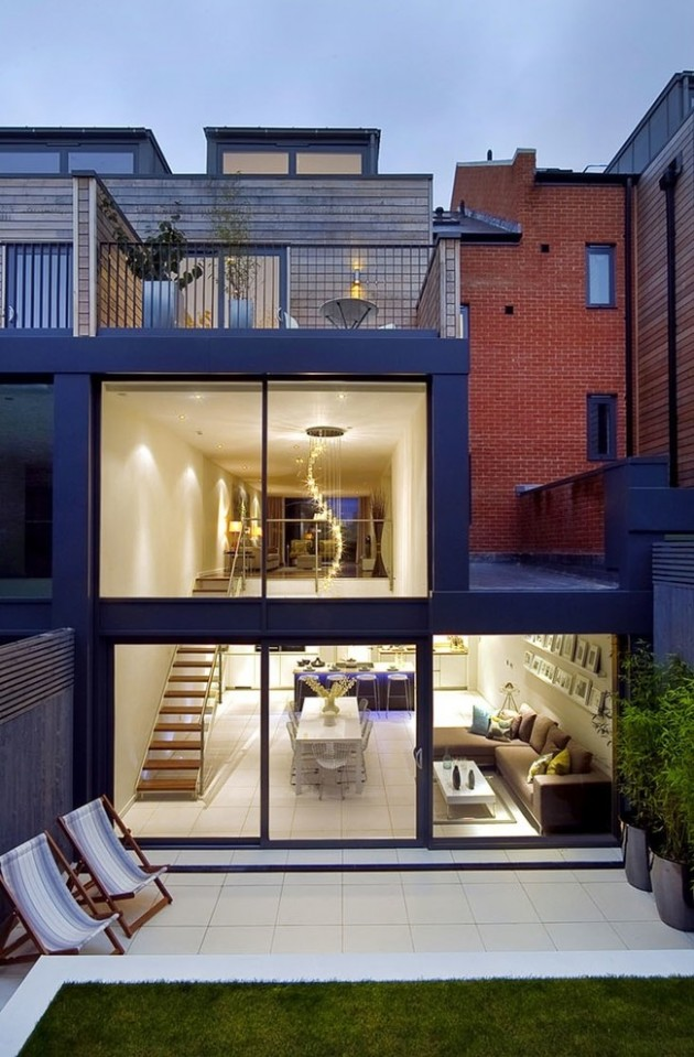20 unbelievable modern home exterior designs Home outside design