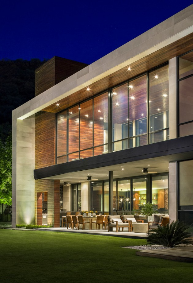 20 unbelievable modern home exterior designs for Casa moderne