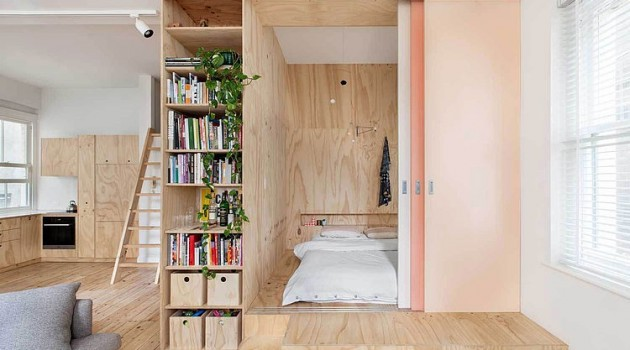 Top 10 Fresh & Cool Interiors for Young People That Will Attract Your Attention
