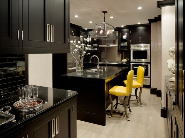 Think Outside The Box   Extravagant Colorful Kitchen Designs