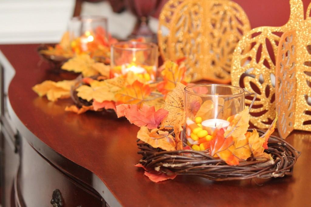 Simple but fascinating diy fall decorations