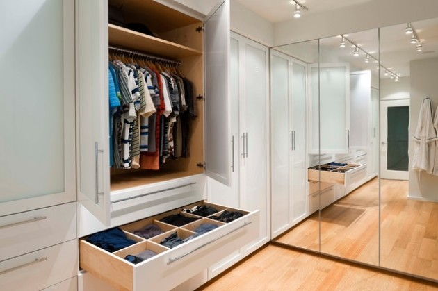 20 Contemporary Closet Design Ideas for More Sophisticated Home