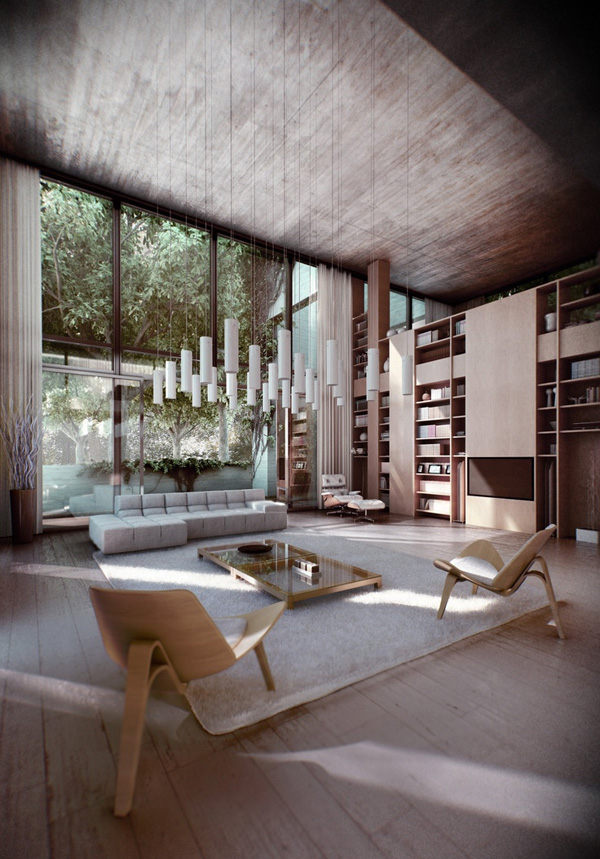 15 Irresistible Zen Inspired Interior Designs