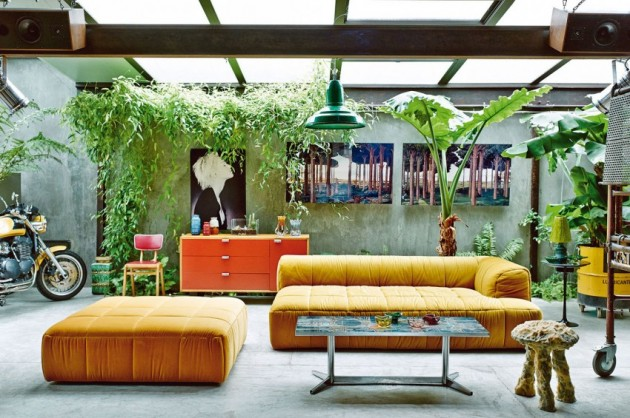 12 Totally Cool Living Rooms for Everyone Who Thinks Outside the Box