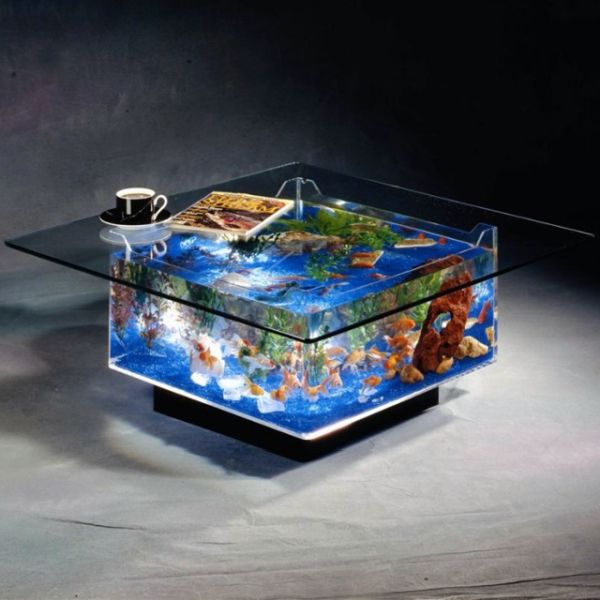 17 Fantastic Coffee Tables with Unique & Remarkable Design