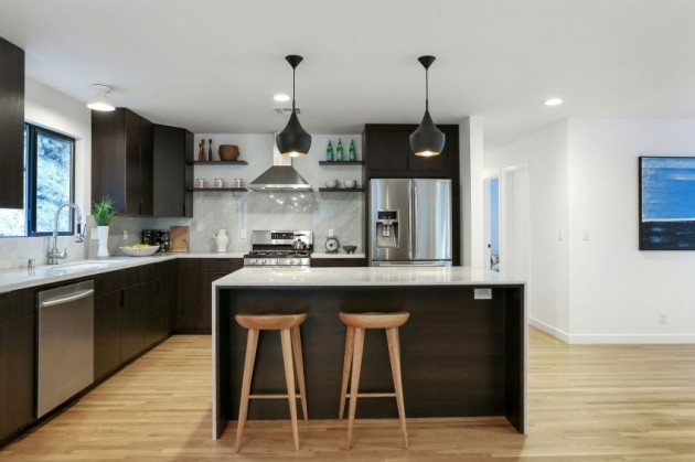 10 extravagant dream kitchen designs for every for Cuisine originale