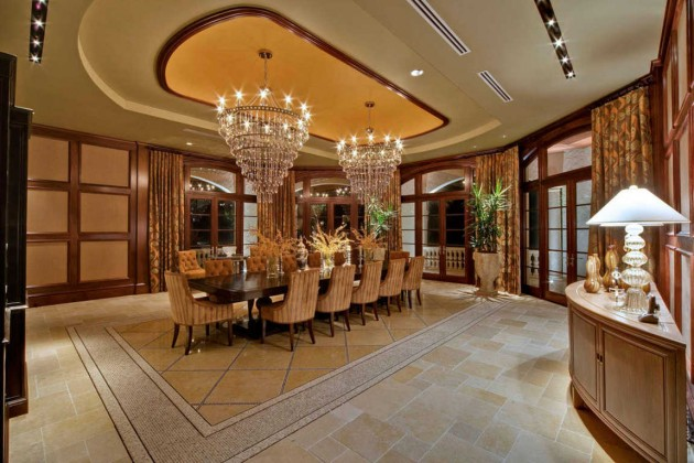 Top 12 Astonishing Luxury Dining Room Ideas That Wows