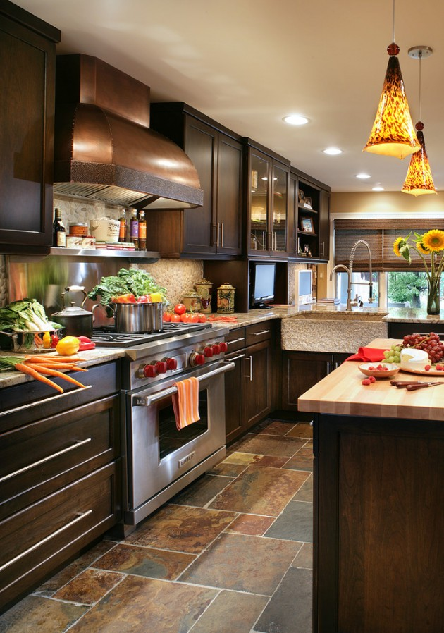 15 amazing transitional kitchen designs for your kitchen for Kitchen design 10 x 14