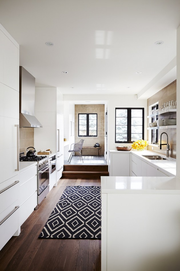 15 Amazing Transitional Kitchen Designs For Your Kitchen Renovation