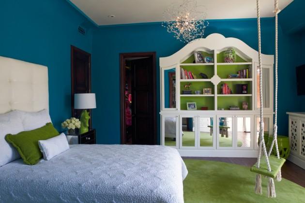 15 Appealing Mediterranean Kids' Room Interior Designs