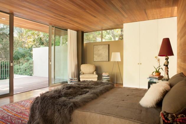 15 Beautiful Vintage Mid-Century Bedroom Designs
