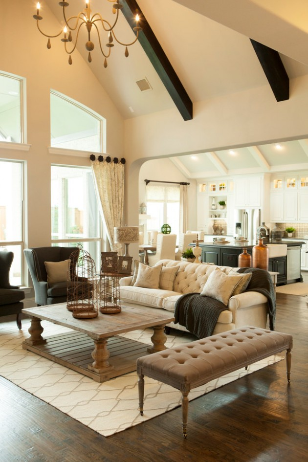 Home Design Ideas Living Room: 15 Classy Traditional Living Room Designs For Your Home
